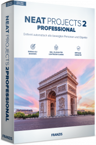 FRANZIS NEAT PROJECTS 2 Professional (Download), EAN: 4019631312129, Best.Nr. FRO-1212, erschienen 11/2018, € 69,95