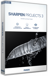 SHARPEN Projects 3 Standard