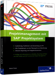 Projektmanagement mit SAP Projektsystem, Best.Nr. GP-2864, € 69,90