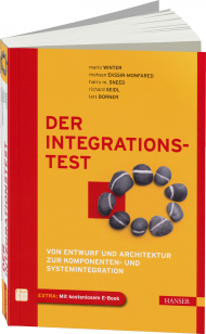 Der Integrationstest, ISBN: 978-3-446-42564-4, Best.Nr. HA-42564, erschienen 01/2013, € 44,90