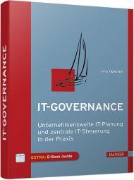 IT-Governance, ISBN: 978-3-446-42729-7, Best.Nr. HA-42729, erschienen , € 50,00