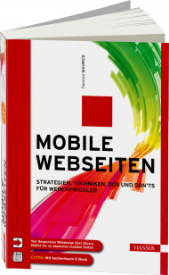 Mobile Webseiten, Best.Nr. HA-43118, € 34,90