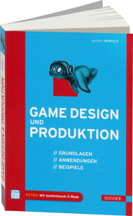 Game Design und Produktion, Best.Nr. HA-43163, € 29,99