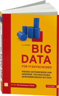 Big Data für IT-Entscheider, Best.Nr. HA-43339, € 39,99