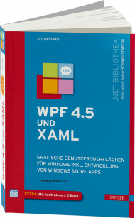 WPF 4.5 und XAML, Best.Nr. HA-43467, € 49,90