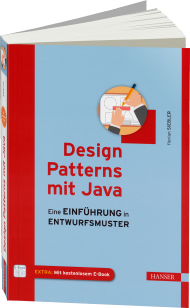 Design Patterns mit Java, Best.Nr. HA-43616, € 29,99