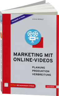 Marketing mit Online-Videos, Best.Nr. HA-43617, € 34,99
