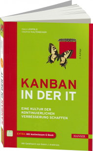 Kanban in der IT, Best.Nr. HA-43826, € 34,99