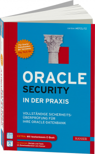Oracle Security in der Praxis, Best.Nr. HA-43869, € 59,99