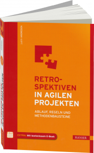 Retrospektiven in agilen Projekten, Best.Nr. HA-43908, € 29,99