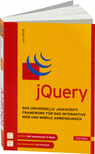 jQuery, Best.Nr. HA-43941, € 29,99
