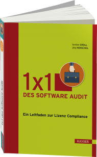 1x1 des Software Audit, ISBN: 978-3-446-43945-0, Best.Nr. HA-43945, € 44,00