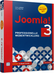 Joomla! 3, ISBN: 978-3-446-44015-9, Best.Nr. HA-44015, erschienen 11/2017, € 35,00