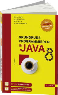 Grundkurs Programmieren in Java, Best.Nr. HA-44073, € 34,99