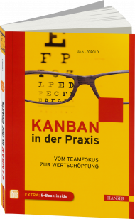 Kanban in der Praxis, ISBN: 978-3-446-44343-3, Best.Nr. HA-44343, erschienen 11/2016, € 35,00