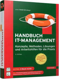 Handbuch IT-Management, ISBN: 978-3-446-44347-1, Best.Nr. HA-44347, erschienen 02/2017, € 70,00