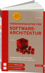 Vorgehensmuster f�r Softwarearchitektur, Best.Nr. HA-44395, € 34,99
