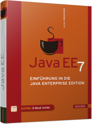 Java EE 7, ISBN: 978-3-446-44567-3, Best.Nr. HA-44567, erschienen , € 40,00