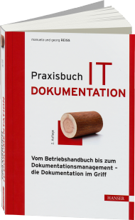 Praxisbuch IT-Dokumentation, Best.Nr. HA-44599, € 44,99