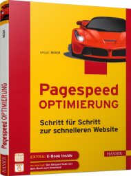 Pagespeed Optimierung, ISBN: 978-3-446-44822-3, Best.Nr. HA-44822, erschienen 06/2016, € 19,99