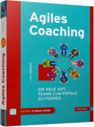 Agiles Coaching, ISBN: 978-3-446-45168-1, Best.Nr. HA-45168, erschienen 01/2018, € 32,00