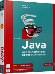 Java, ISBN: 978-3-446-45194-0, Best.Nr. HA-45194, erschienen 04/2018, € 20,00