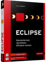 Eclipse, ISBN: 978-3-446-45466-8, Best.Nr. HA-45466, erschienen 01/2019, € 39,00