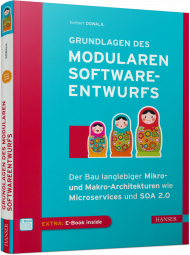 Grundlagen des modularen Softwareentwurfs, Best.Nr. HA-45509, € 34,00