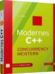 Modernes C++: Concurrency meistern, ISBN: 978-3-446-45590-0, Best.Nr. HA-45590, erschienen 06/2018, € 39,00