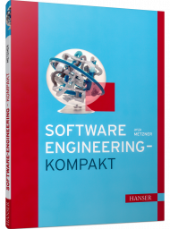 Software-Engineering - kompakt, ISBN: 978-3-446-45949-6, Best.Nr. HA-45949, erschienen 02/2020, € 22,99