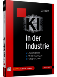 KI in der Industrie, ISBN: 978-3-446-46345-5, Best.Nr. HA-46345, erschienen 05/2020, € 39,99