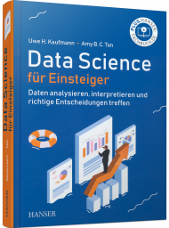 Data Science für Einsteiger, ISBN: 978-3-446-46348-6, Best.Nr. HA-46348, erschienen 03/2021, € 49,99