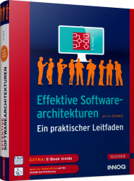 Effektive Softwarearchitekturen, ISBN: 978-3-446-46376-9, Best.Nr. HA-46376, erschienen 08/2020, € 49,99