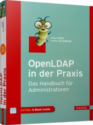 OpenLDAP in der Praxis, ISBN: 978-3-446-46387-5, Best.Nr. HA-46387, erschienen 05/2020, € 49,99