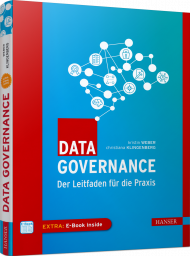 DATA GOVERNANCE, ISBN: 978-3-446-46388-2, Best.Nr. HA-46388, erschienen 01/2021, € 39,99
