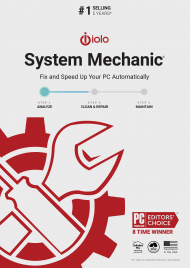 System Mechanic - 1 Jahr - Whole Home Lizenz, ESD, Best.Nr. IL-102, € 19,95