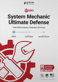 System Mechanic Ultimate Defense - 1 Jahr, Best.Nr. IL-121, erschienen 09/2020, € 29,95