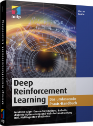 Deep Reinforcement Learning, ISBN: 978-3-7475-0036-1, Best.Nr. ITP-0036, erschienen 07/2020, € 59,00