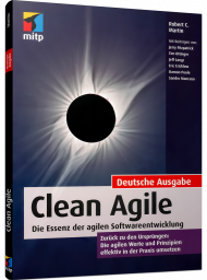 Clean Agile, ISBN: 978-3-7475-0111-5, Best.Nr. ITP-0111, erschienen 08/2020, € 24,99