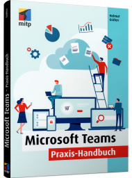 Microsoft Teams, ISBN: 978-3-7475-0134-4, Best.Nr. ITP-0134, erschienen 06/2020, € 19,99