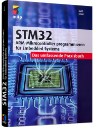 STM32, ISBN: 978-3-7475-0191-7, Best.Nr. ITP-0191, erschienen 03/2021, € 29,99