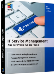 IT Service Management, ISBN: 978-3-7475-0196-2, Best.Nr. ITP-0196, erschienen 03/2021, € 49,99