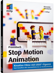 Stop Motion Animation, ISBN: 978-3-7475-0248-8, Best.Nr. ITP-0248, erschienen 09/2020, € 19,99