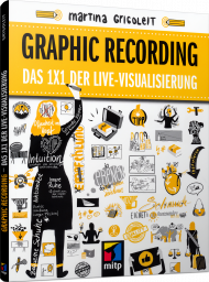 Graphic Recording, ISBN: 978-3-7475-0266-2, Best.Nr. ITP-0266, erschienen 01/2021, € 24,99