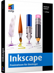 Inkscape, ISBN: 978-3-7475-0275-4, Best.Nr. ITP-0275, erschienen 10/2020, € 24,99