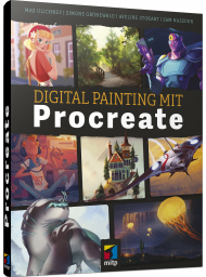Digital Painting mit Procreate, ISBN: 978-3-7475-0278-5, Best.Nr. ITP-0278, erschienen 11/2020, € 27,00