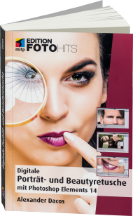 Digitale Portr�t- und Beautyretusche mit Photoshop Elements 14, Best.Nr. ITP-084, € 19,99