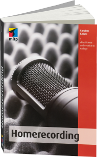 Homerecording, Best.Nr. ITP-098, € 29,99