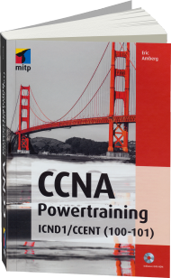 CCNA Powertraining zu ICND1 / CCENT (100/101), Best.Nr. ITP-1694, € 49,99