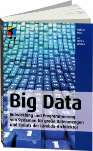 Big Data, ISBN: 978-3-95845-175-9, Best.Nr. ITP-175, erschienen 10/2016, € 10,00
